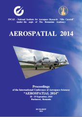 cover_1_Proceedings_AEROSPATIAL_2014